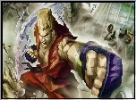 Street Fighter X Tekken, Paul